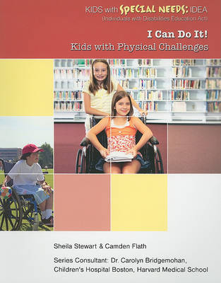 I Can Do It Physical Challenge - Youth With Special Needs by Sheila Stewart