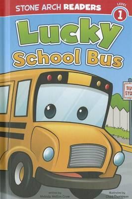 Lucky School Bus book