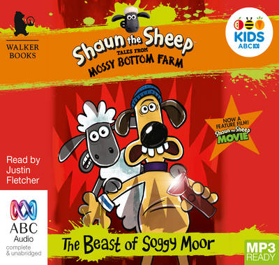 Shaun The Sheep: The Beast Of Soggy Moor by Martin Howard