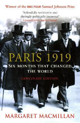 Paris 1919 book