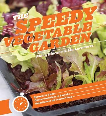 Speedy Vegetable Garden book