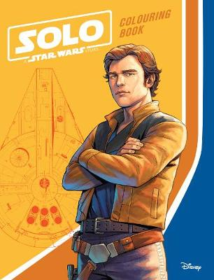 Solo Colouring Book by Star Wars