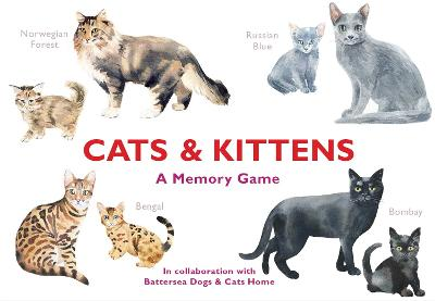 Cats & Kittens: A Memory Game by Marcel George