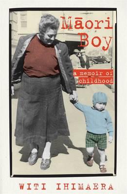 Maori Boy book