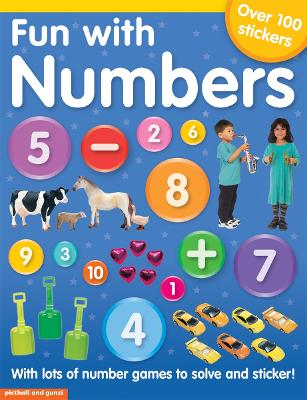 Fun with Numbers book