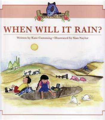 When Will It Rain? : Set of 4 by Kate Cumming