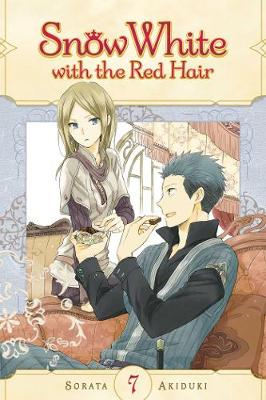 Snow White with the Red Hair, Vol. 7 by Sorata Akiduki