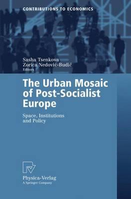 The Urban Mosaic of Post-Socialist Europe by Sasha Tsenkova