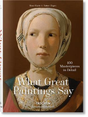 What Paintings Say book