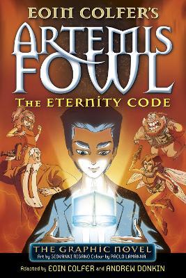 Eternity Code book