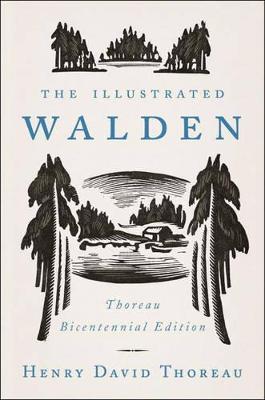 Illustrated Walden book