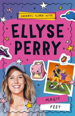 Ellyse Perry 2 by Sherryl Clark