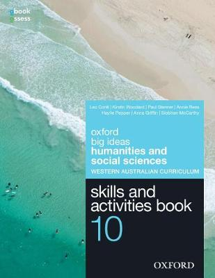 Big Ideas Humanities & Social Sciences 10 WA Curriculum Skills & Activities Book by Leo Conti