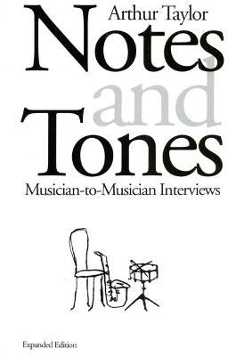 Notes and Tones book