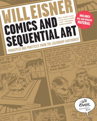 Comics and Sequential Art book