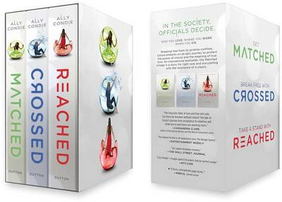 Matched Trilogy Box Set by Ally Condie