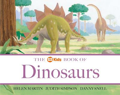 ABC Book of Dinosaurs by Helen Martin