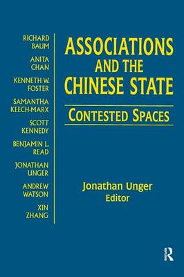 Associations and the Chinese State by Jonathan Unger