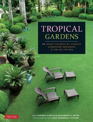 Tropical Gardens by Lily Gamboa O'Boyle