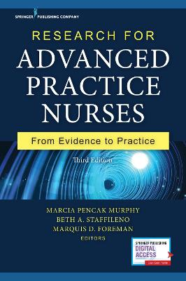 Research for Advanced Practice Nurses by Beth A. Staffileno
