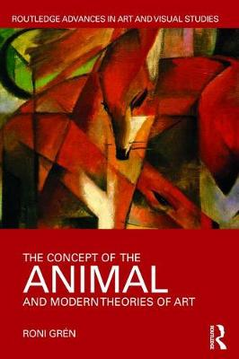 Concept of the Animal and Modern Theories of Art book