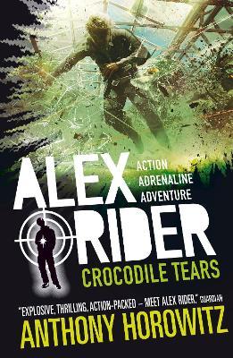 Crocodile Tears book