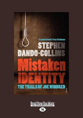 Mistaken Identity by Stephen Dando-Collins