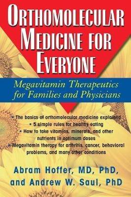 Orthomolecular Medicine for Everyone book