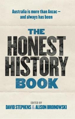 Honest History Book by David Stephens