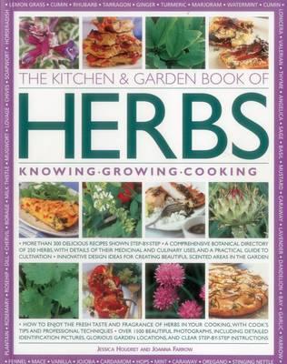 Kitchen & Garden Book of Herbs by Haudret Jessica