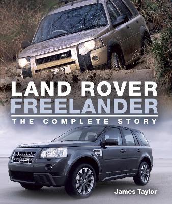 Land Rover Freelander book