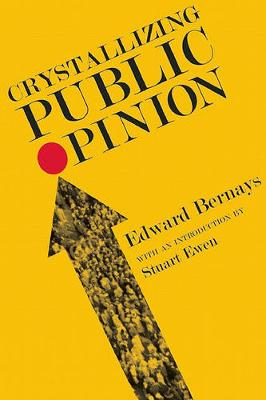 Crystallizing Public Opinion by Edward Bernays