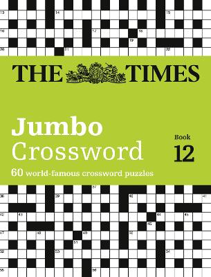 The Times 2 Jumbo Crossword Book 12 by The Times Mind Games