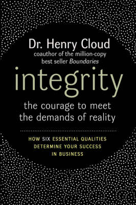 Integrity LP by Dr. Henry Cloud