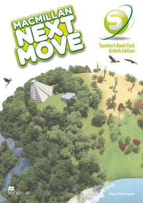 Macmillan Next Move Starter Teacher's Book Pack by Mary Charrington