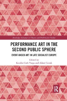Performance Art in the Second Public Sphere: Event-based Art in Late Socialist Europe by Katalin Cseh-Varga
