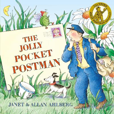 Jolly Pocket Postman by Allan Ahlberg