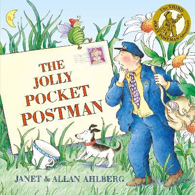 The Jolly Pocket Postman by Allan Ahlberg