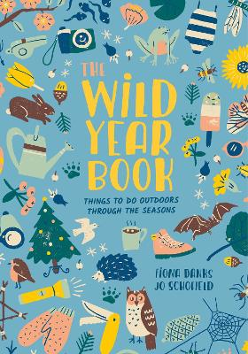 The Wild Year Book by Fiona Danks