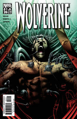 Wolverine Enemy of the State Enemy of the State v. 2 by Mark Millar