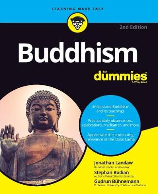 Buddhism For Dummies by Jonathan Landaw