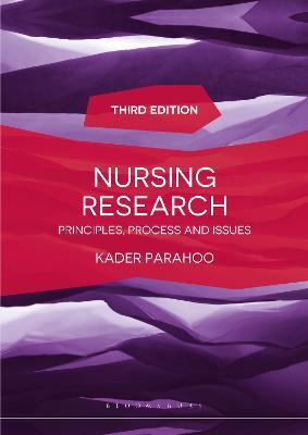 Nursing Research by Kader Parahoo