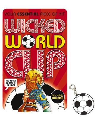 Wicked World Cup book