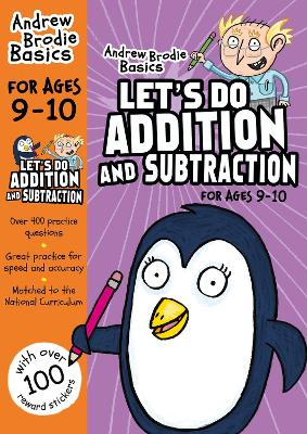Let's do Addition and Subtraction 9-10 by Andrew Brodie