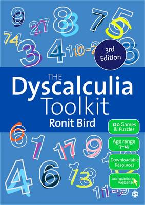 The Dyscalculia Toolkit by Ronit Bird