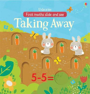 Slide and See Taking Away in the Garden by Hannah Watson