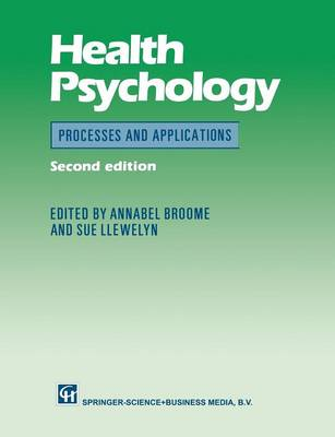 Health Psychology by Annabel Broome