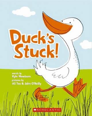 Duck's Stuck by Kyle Mewburn