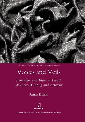 Voices and Veils by Anna Kemp