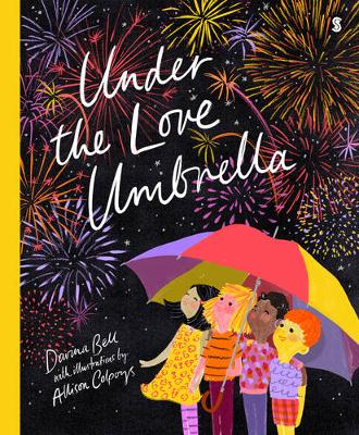 Under the Love Umbrella by Davina Bell